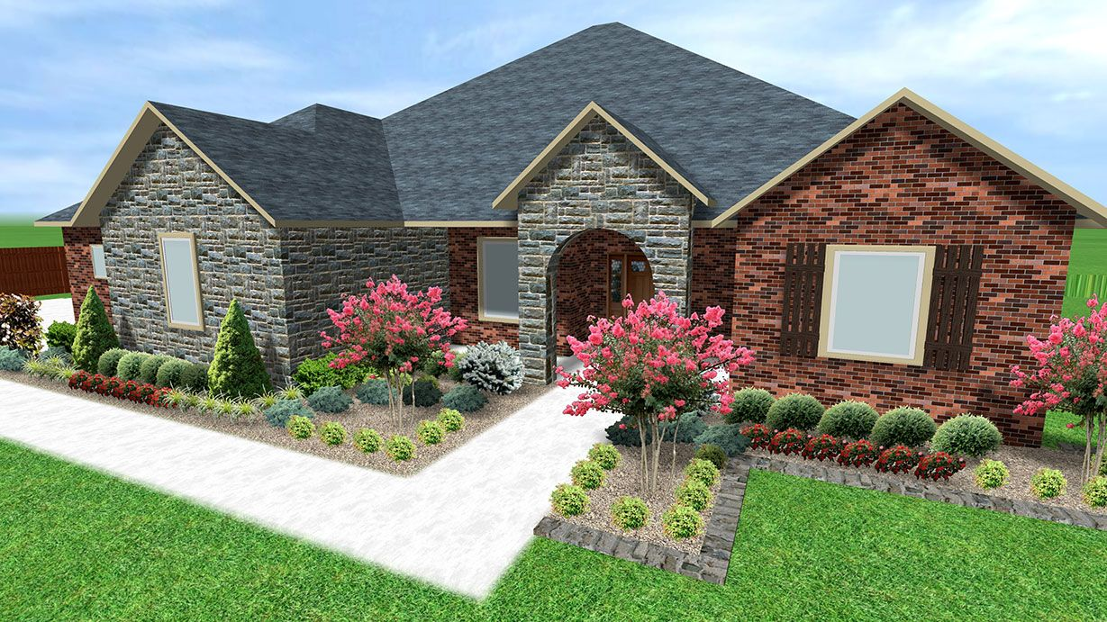Northeast Front Yard Landscaping Ideas Google Search 400 x 300