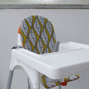 Ikea Antilop Highchair Cushion Diy Chaise Haute Ikea