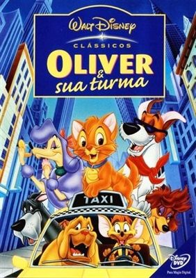 Oliver & Company Poster. ID:1622448