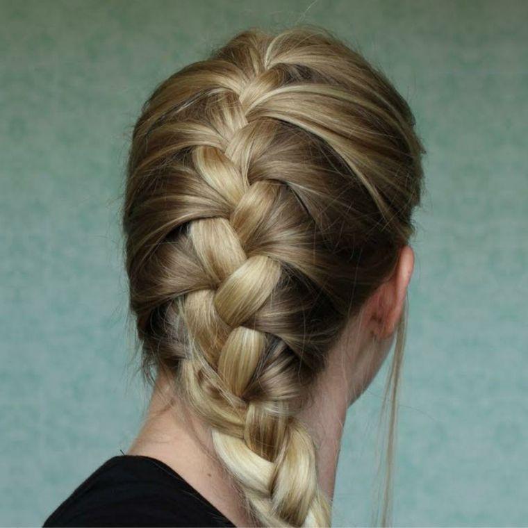 Acconciature facili per capelli lunghi: le 10 più belle ...