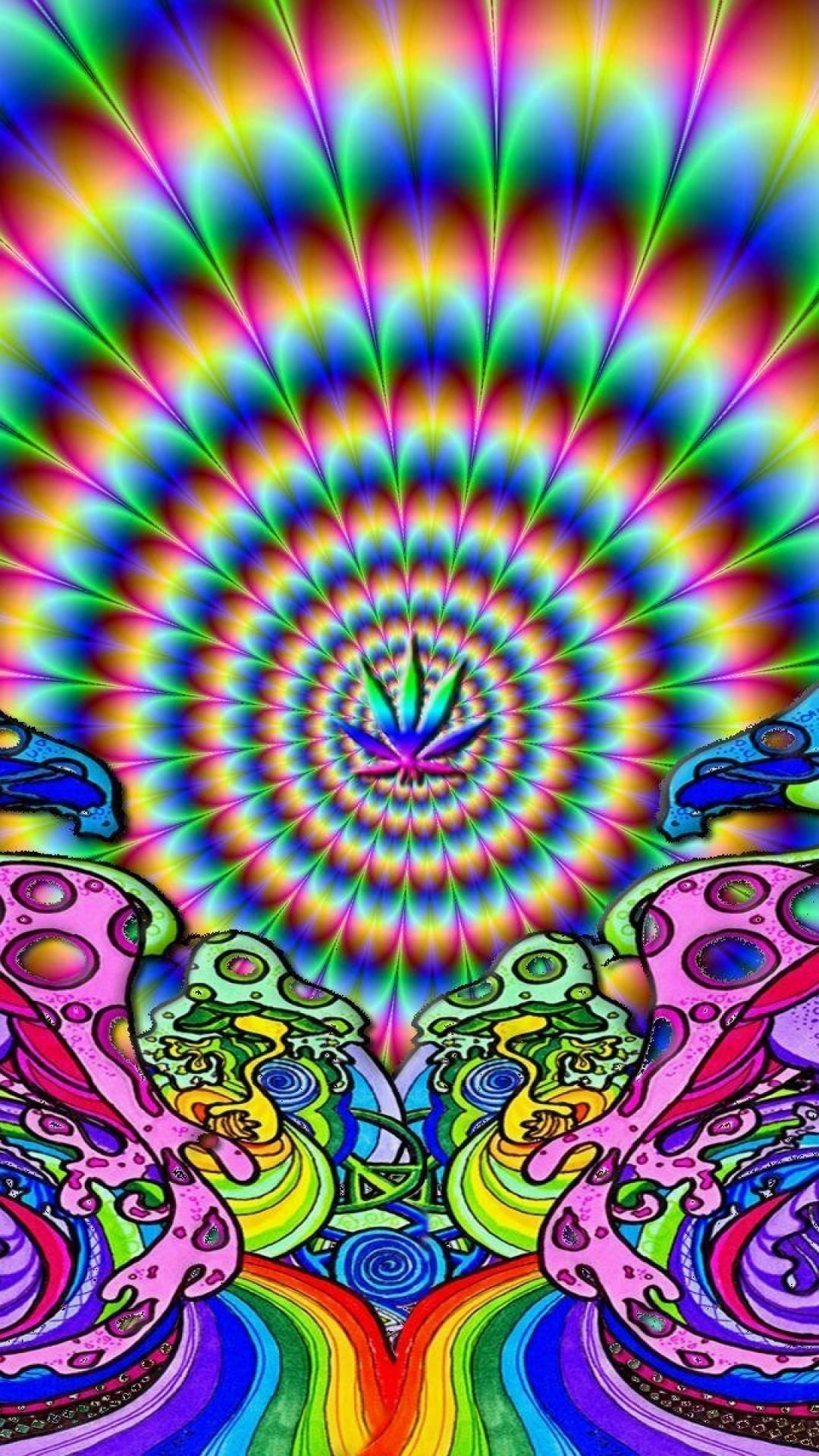 Psychedelic Crazy Android Background Psychedelic Crazy