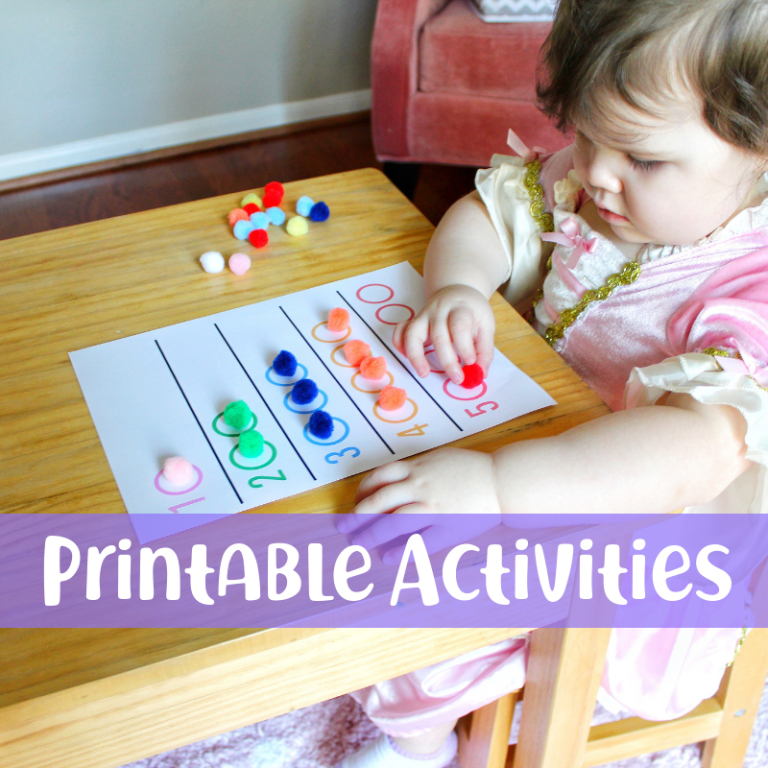 Fun Activities to Help Your Toddler Learn Colors! images