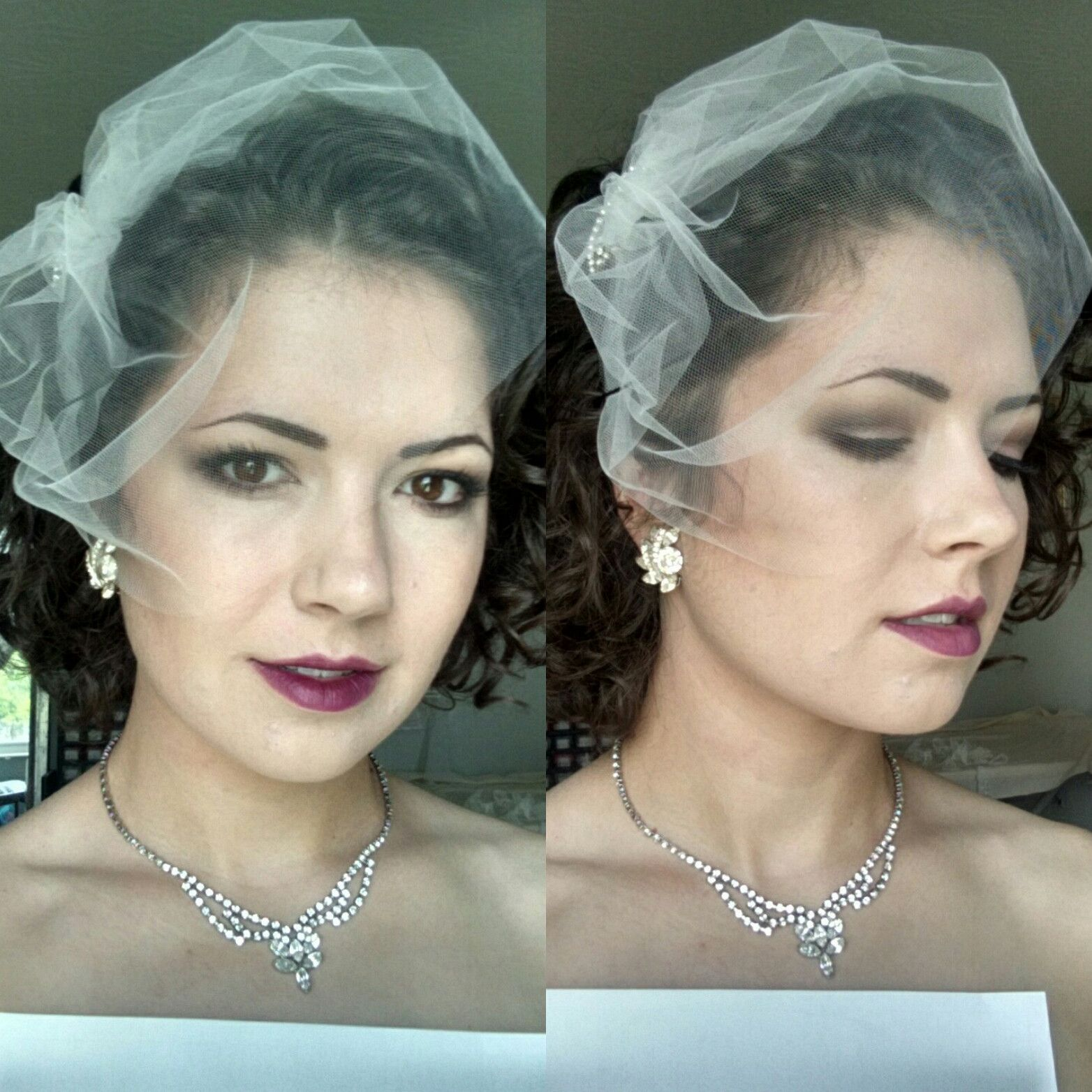 Wedding trial ccw makeup beauty make up inspiration