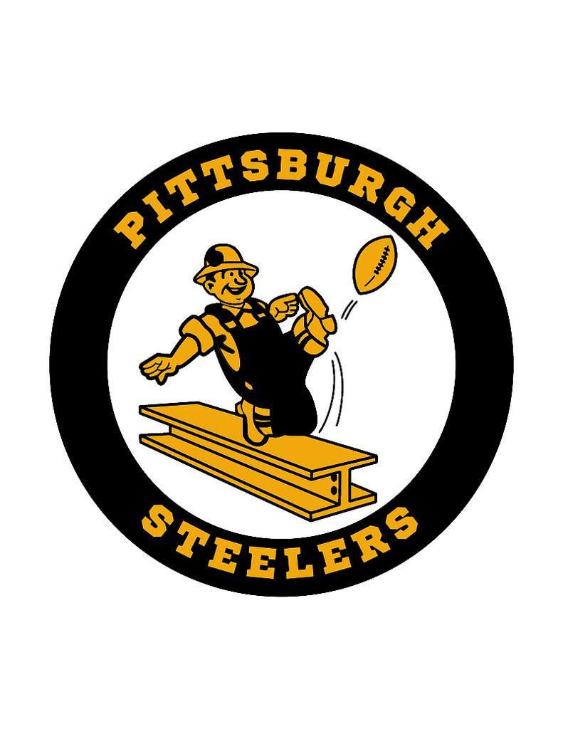 Image Result For Steelers Logo New Steelers Branding