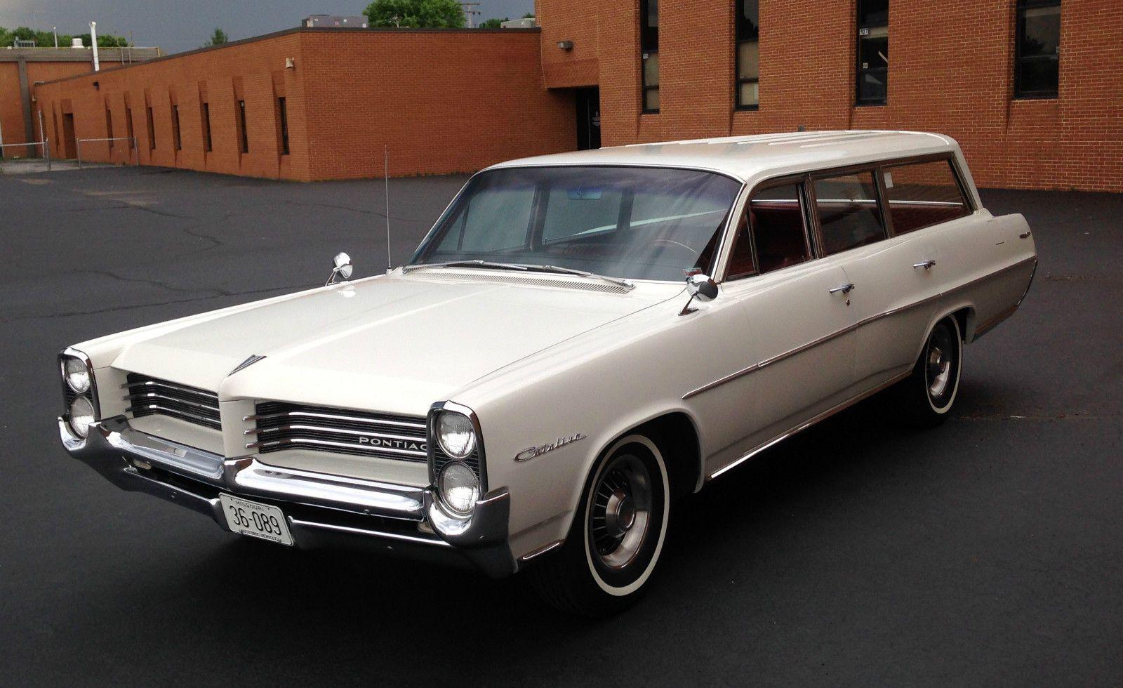 Pontiac: Catalina Safari | Pontiac catalina, Station wagon and Cars