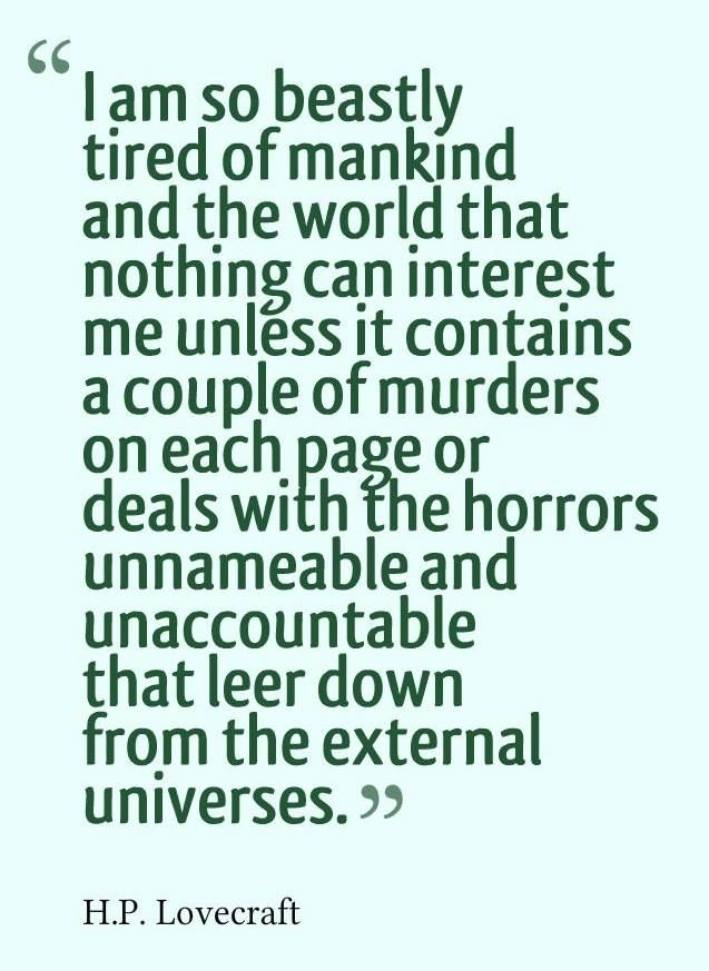 Lovecraft Quotes | Awesome Lovecraft Quote The Stars Are Right In 2019 Pinterest