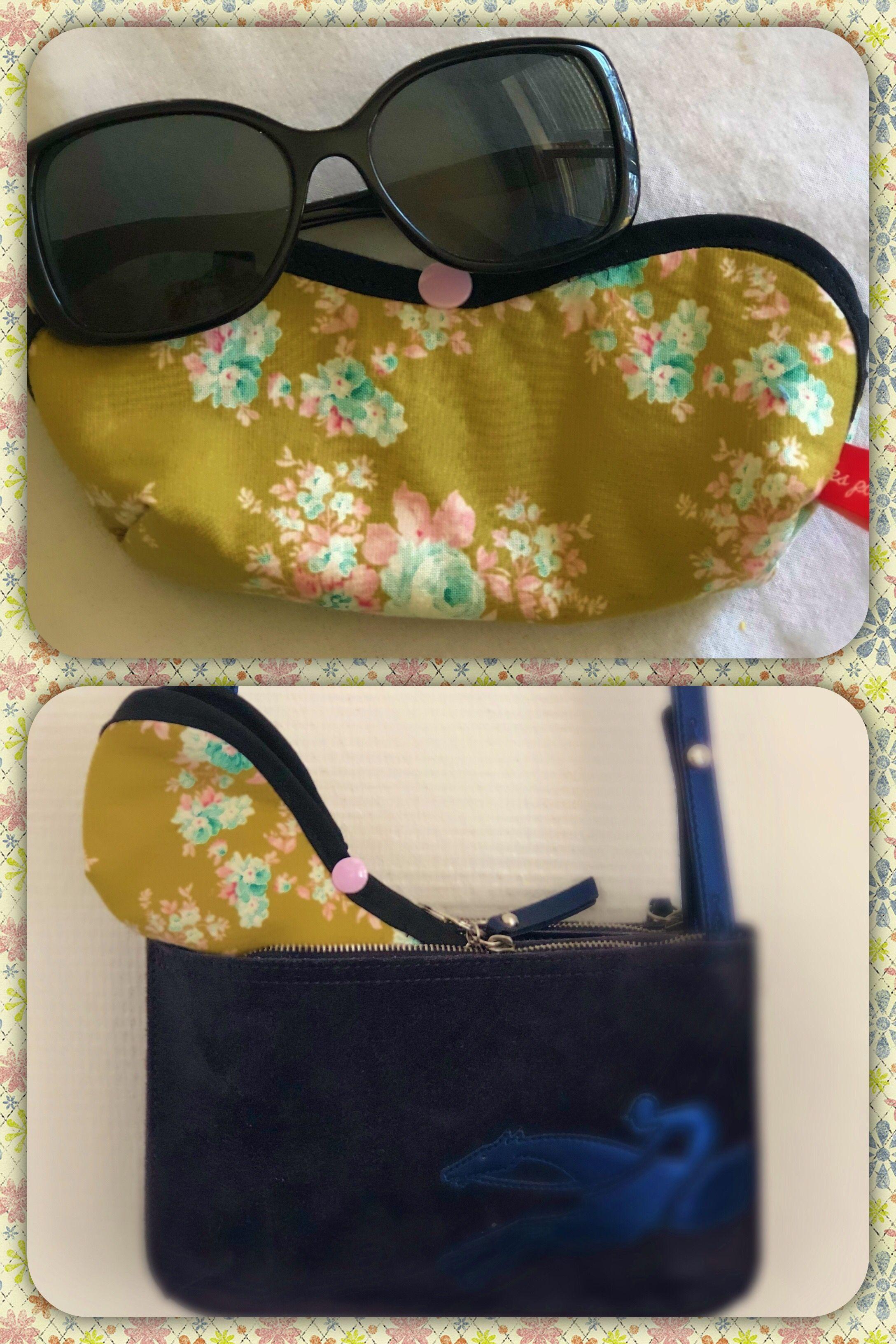c617e3aa76 L'étui à lunettes parfait pour petits sacs!   Les points sur les i ...