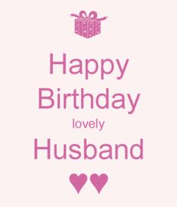 Pin On Husbund Birthday Guotes