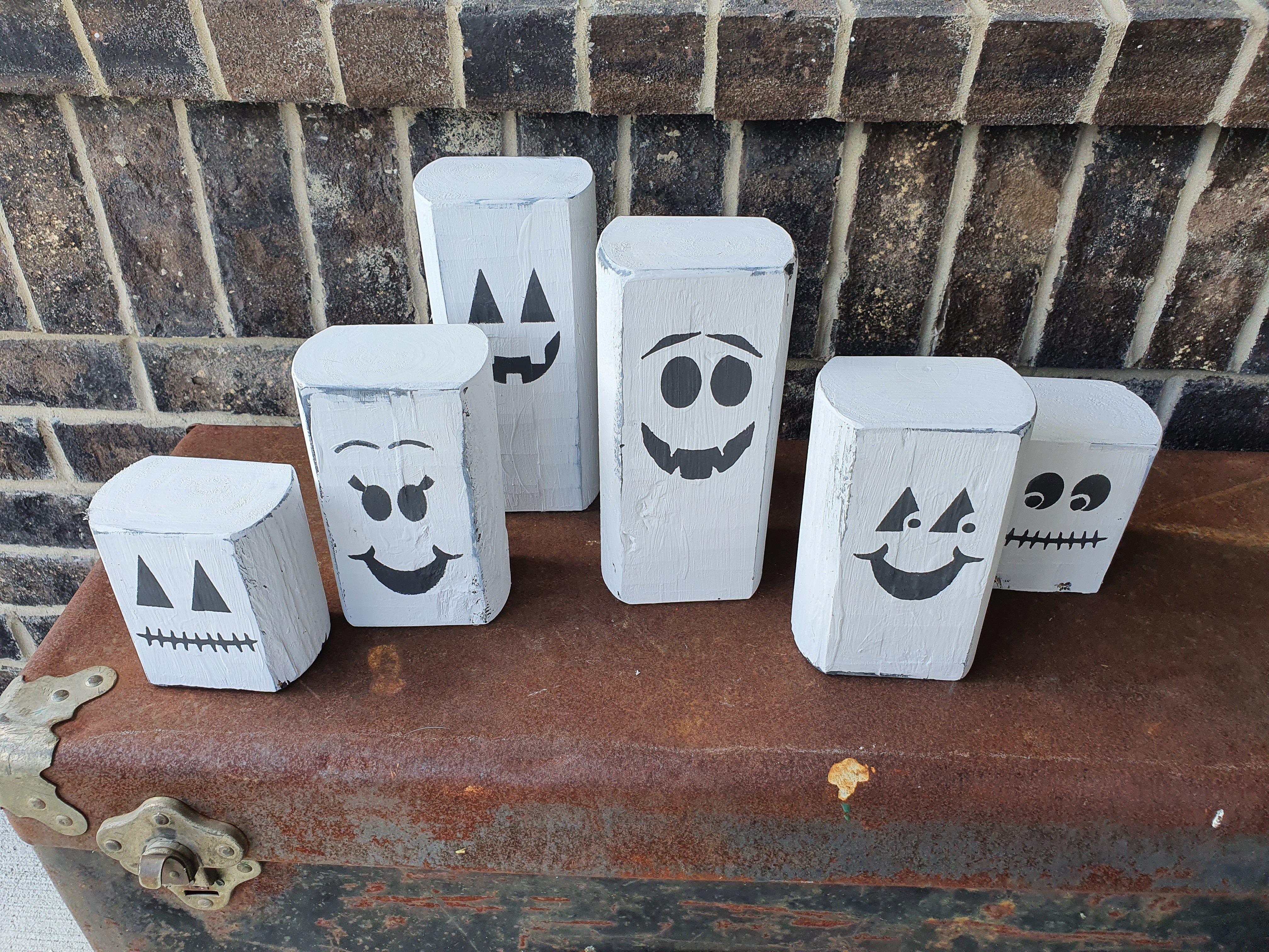 Photo of Ghost Trio Craft Kit