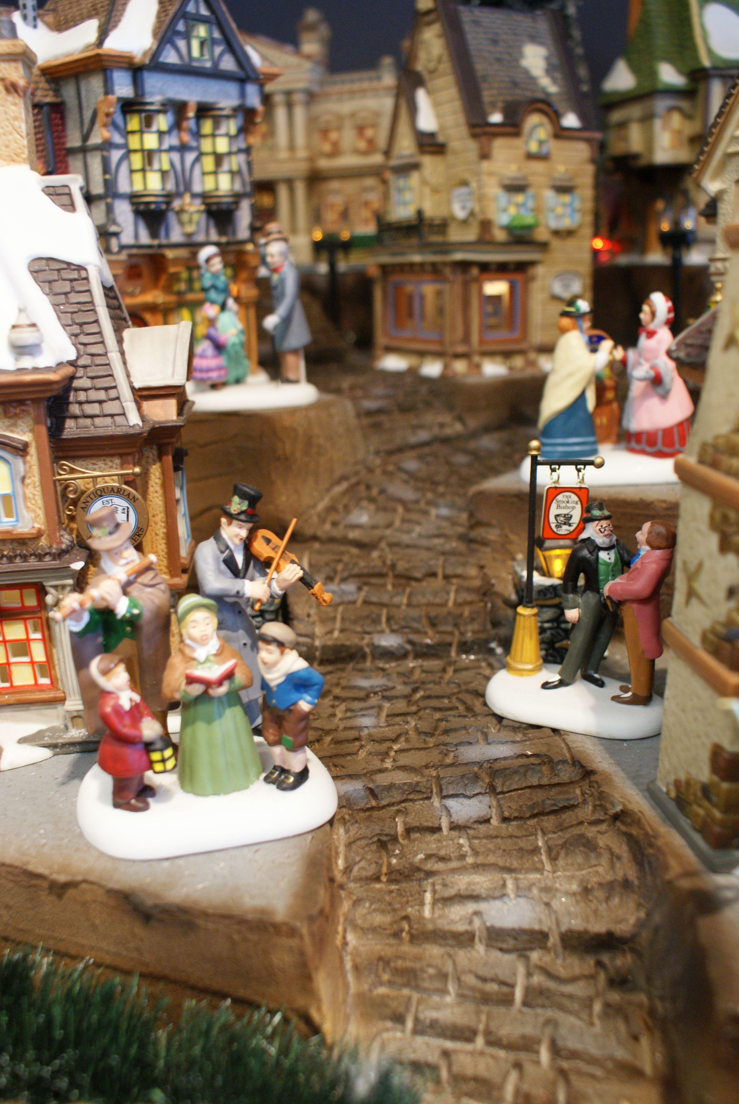 Department 56 dickens village display ideas - Sony Dsc Lemax Christmaschristmas Villageschristmas Craftschristmas Ideasdickens Villagehalloween Villagedisplay Ideasdepartment 56sony