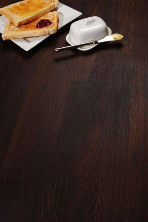 Durch die Beschaffenheit von Wenge ist die Arbeitsplatte sehr - arbeitsplatte küche online bestellen