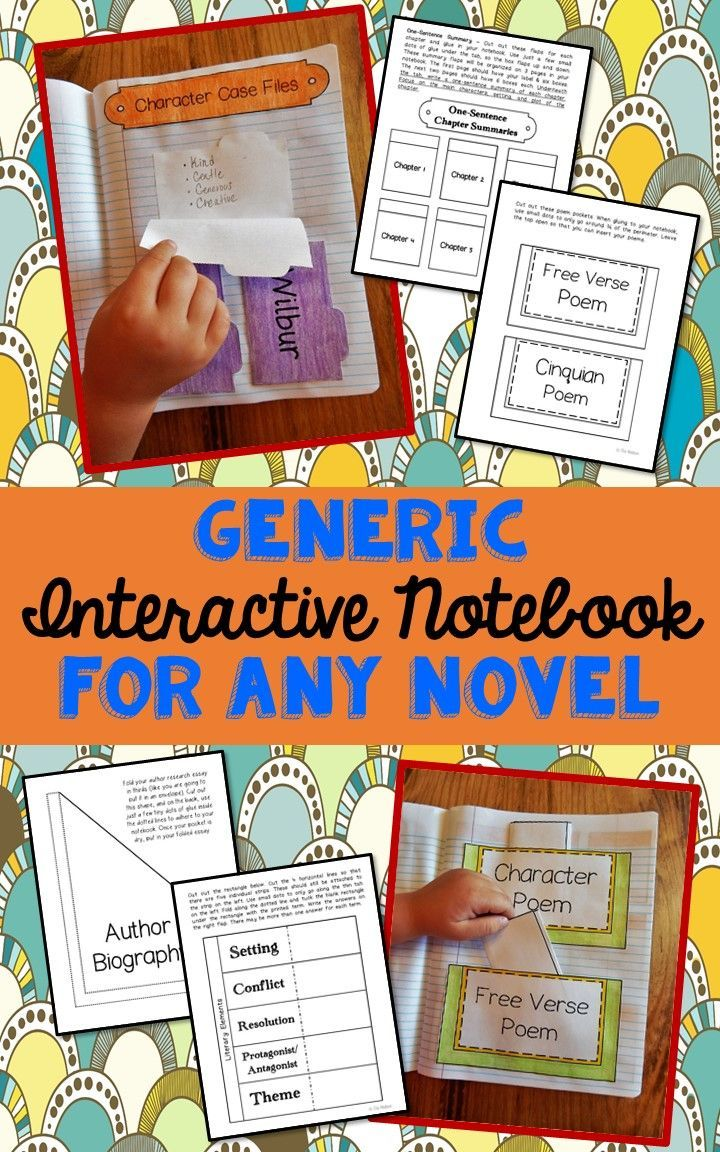 Generic Novel Study Lesson Plans & Worksheets Reviewed by ...