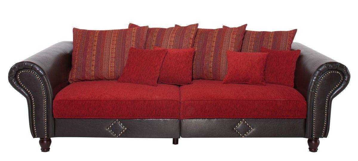Home affaire Big-Sofa »BigBy« braun Jetzt bestellen unter   - wohnzimmer sofa braun