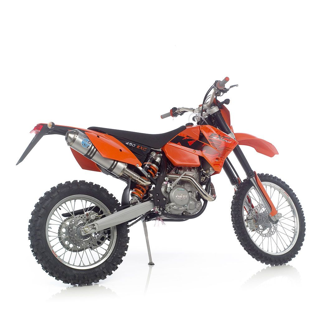 2006 KTM 525 EXC. Bought this for enduro in Colorado