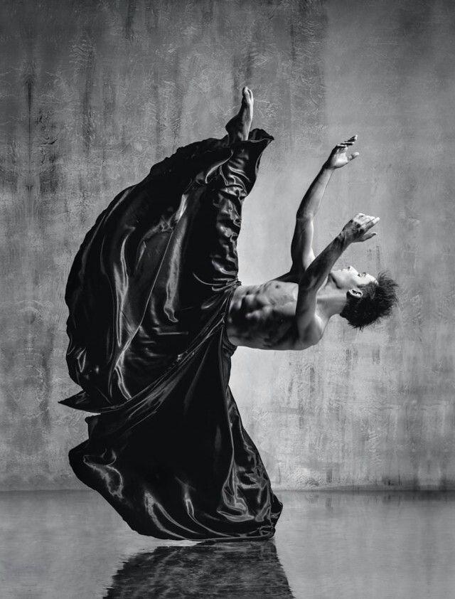 Danse=art visuel et corporel