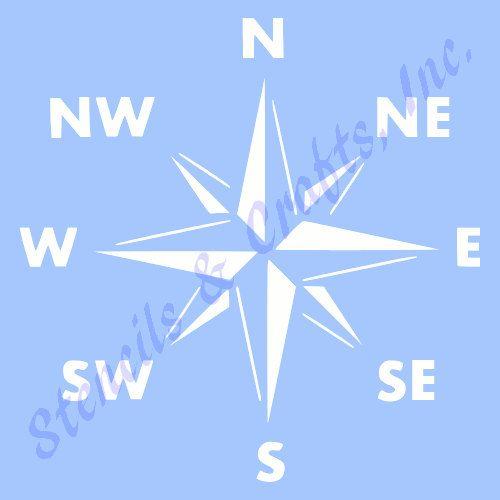 """5/"""" SHELL STENCIL STENCILS MARINE BEACH TEMPLATE SEA SEASHELL OCEAN NAUTICAL NEW"""