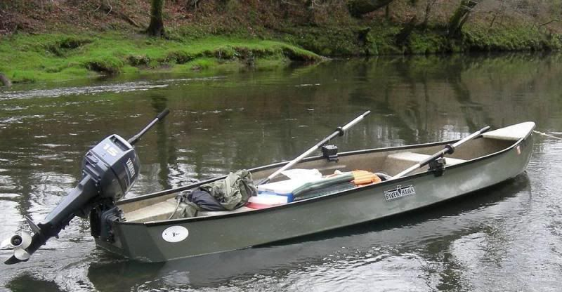 River Hawk | Microskiff's - Peenoe | Fly fishing boats
