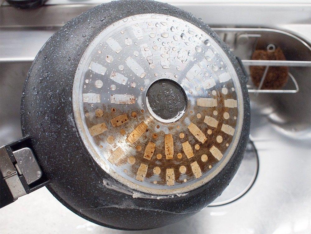 掃除 鍋の焦げつきもホーローの汚れもシンクの水垢も 一番ラクに落ち