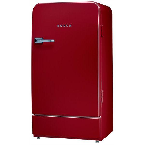 bosch kühlschrank rot