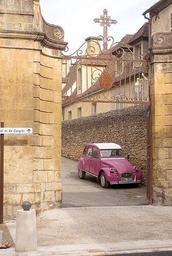 pink de francais