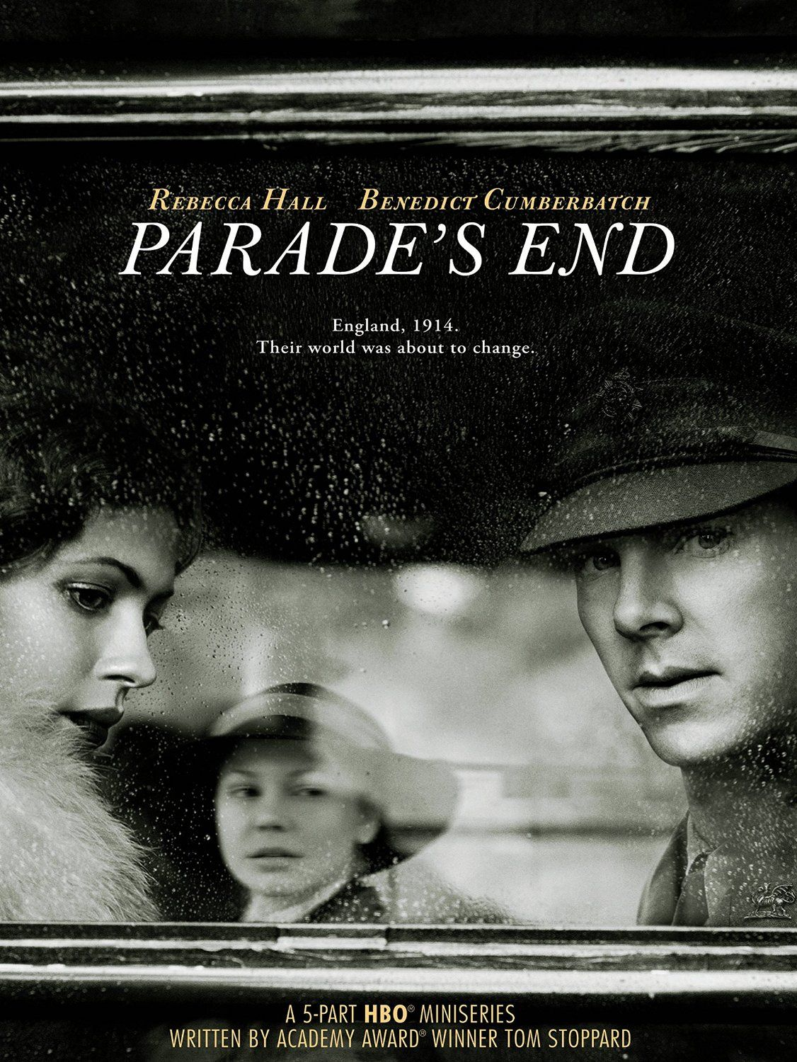 Rebecca Hall, Adelaide ClemensParade's End S01 - 2012 HD new images