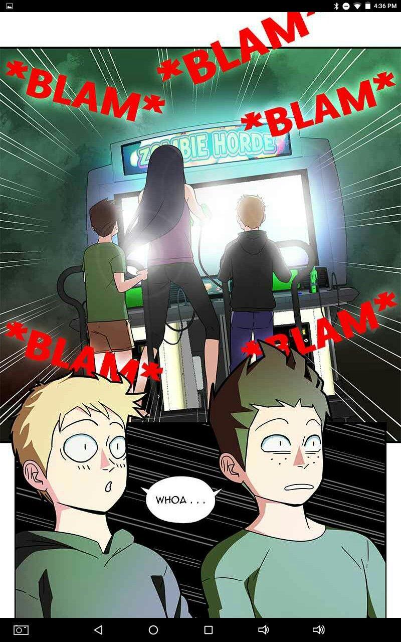 Let S Play Vikki Scares The Pants Off Two Boys That Say This Game Isn T For Girls Webtoon Comics Webtoon Webtoon App