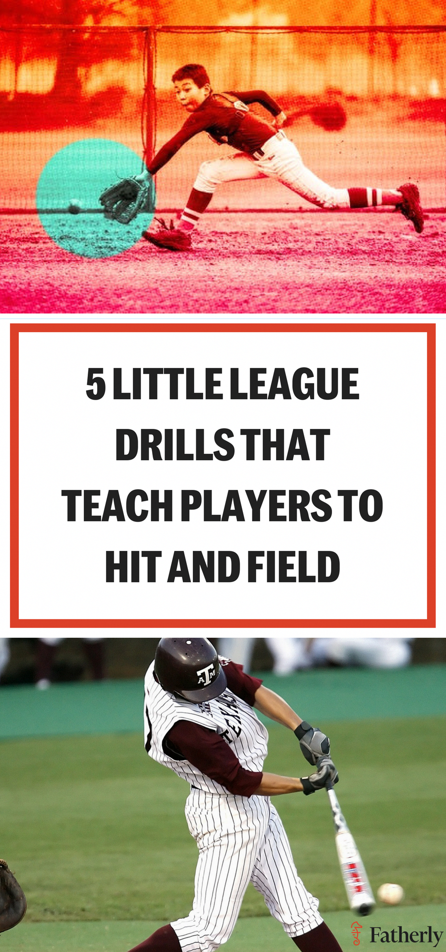Photo of The 5 Drills Your Kid's Little League Team Should Absolutely Master