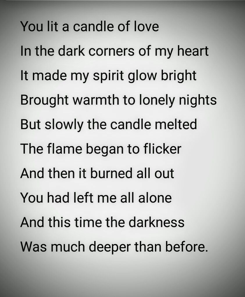 Alone Poems 3