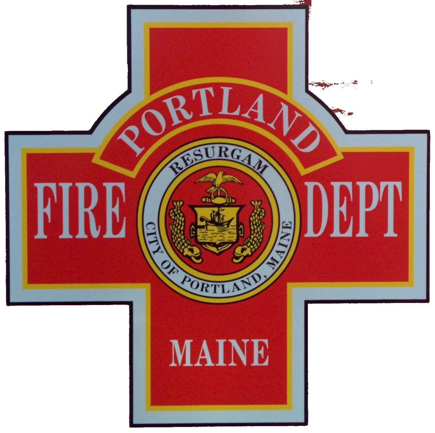 Portland Fire Department Logo (With images) Fire