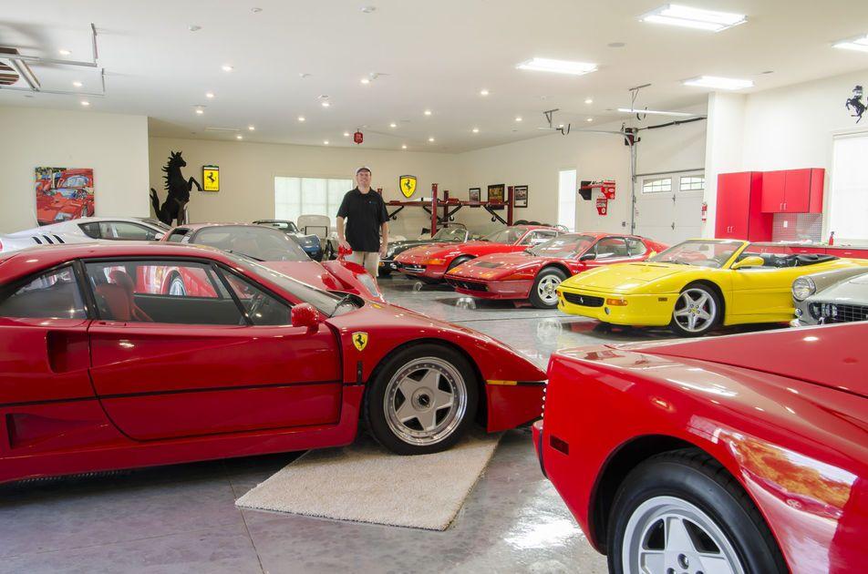 Test Drive Ferrari Fixation Ferrari Southern Illinois Driving Test