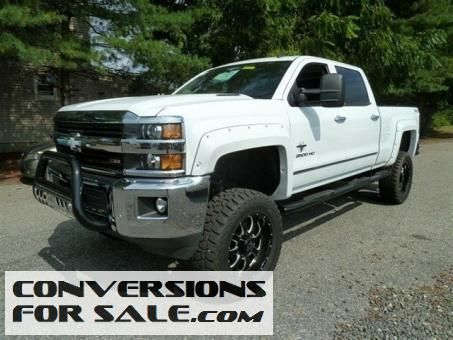 2015 Chevy Silverado 2500hd Diesel Southern Comfort Black Widow