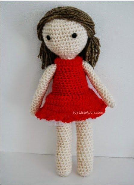 Free Doll Crochet Patterns Free Crochet Baby Dolls And Crochet