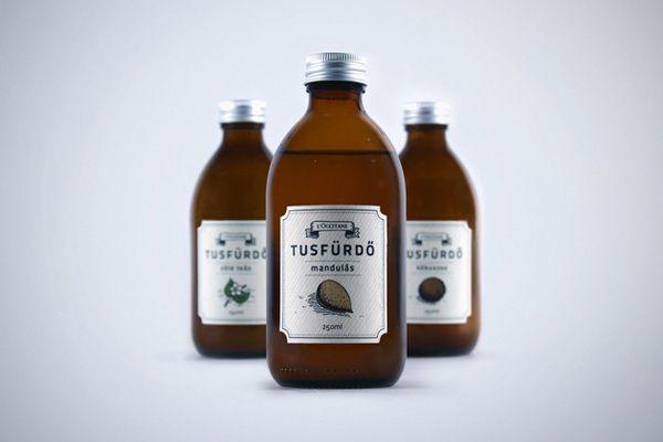 L'Occitane Packaging |Serifs & Sans
