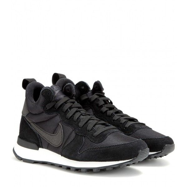 Nike Wmns Internatinalist Sneakers ( 105) ❤ liked on Polyvore featuring  shoes 0fb465214