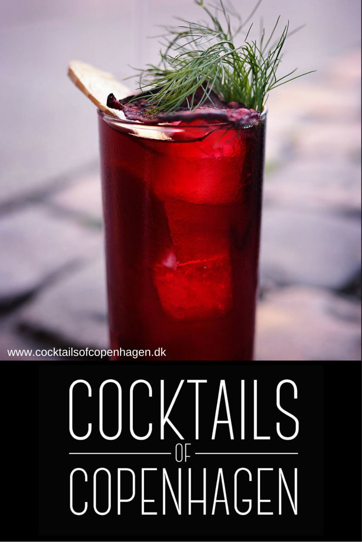 Beetroot Basher. Pure nutrition from Duck and Cover. #cocktailsofCPH