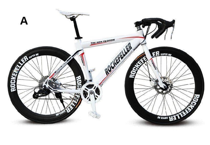 3d New Updated R100 2 700c Road Bike Bicycle 20 Speeds Oil Disc Brake Call Of Road Bicycle Bikes Bicycle Bike