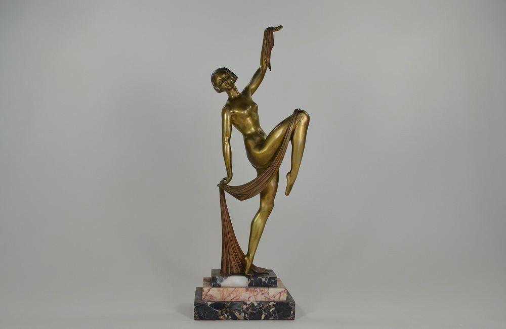 sculpture bronze limousin