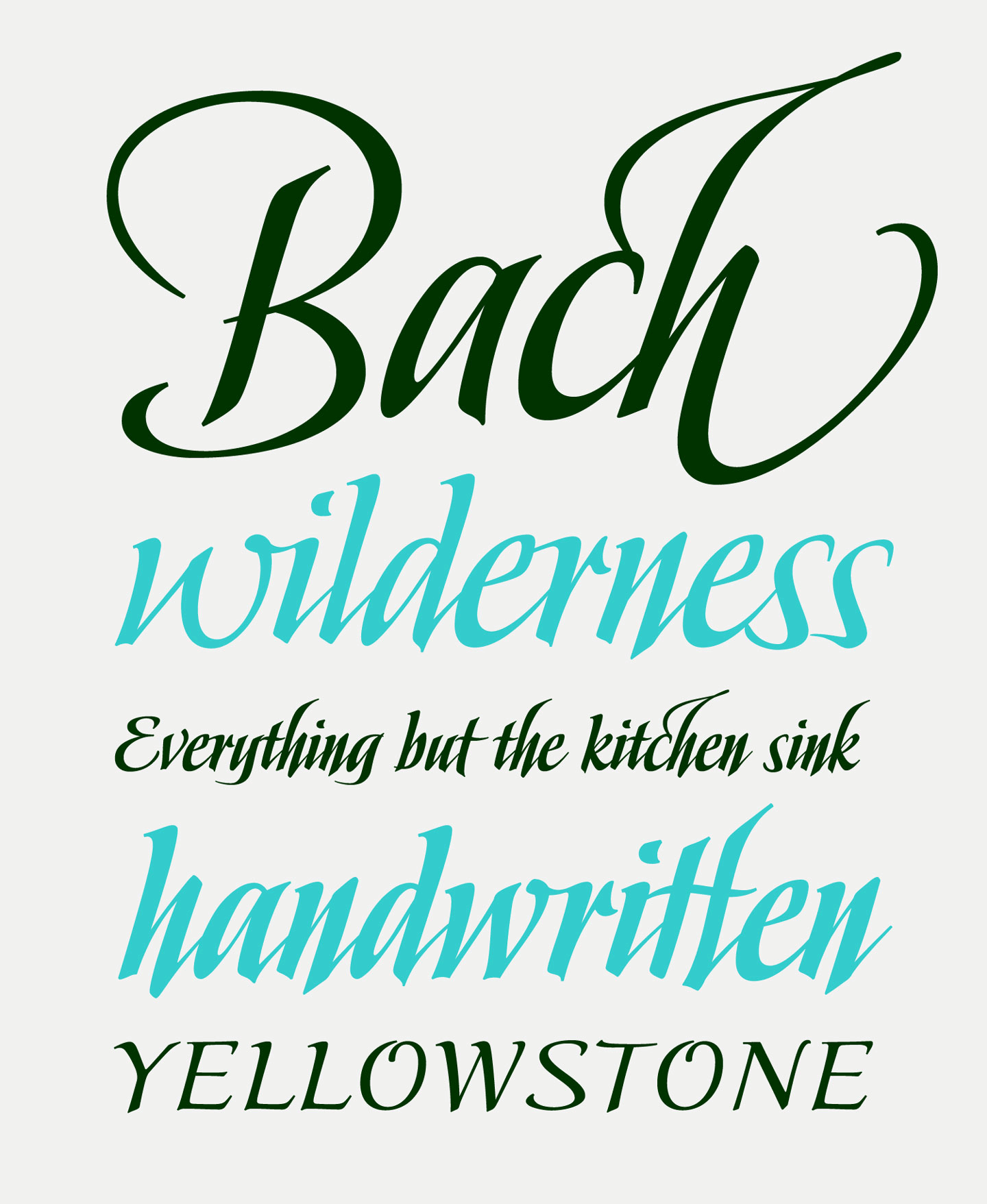 56 best ideas about Fonts on Pinterest | On the nose, Calligraphy ...