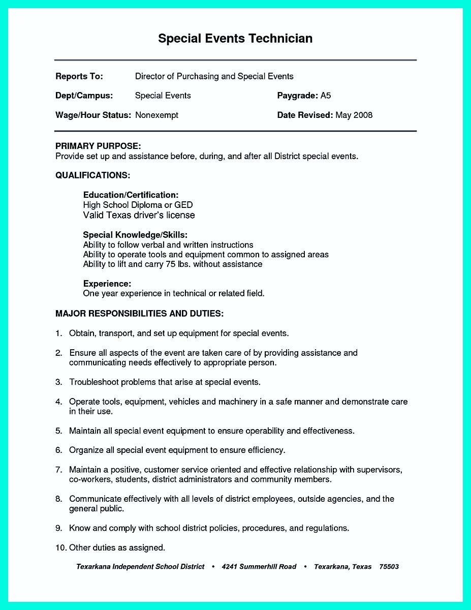 Awesome Construction Worker Resume Example To Get You Noticed Check