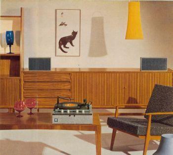PE Werbung von 1961