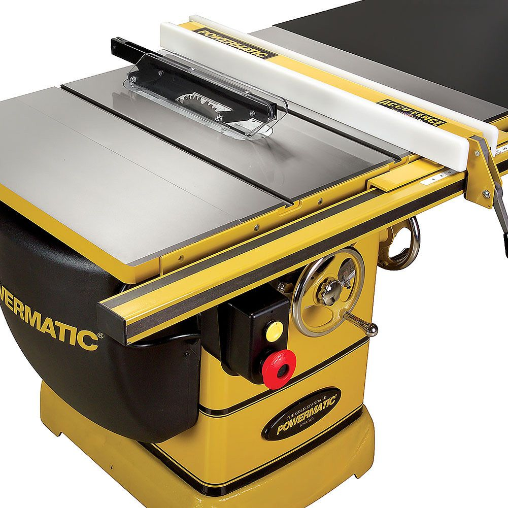 Powermatic 10 Inch Table Saw 3 Hp 30 Inch Fence Pm2000 Power Tools Craft Supplies Usa 10 Inch Table Saw Craft Supplies Usa Table Saw