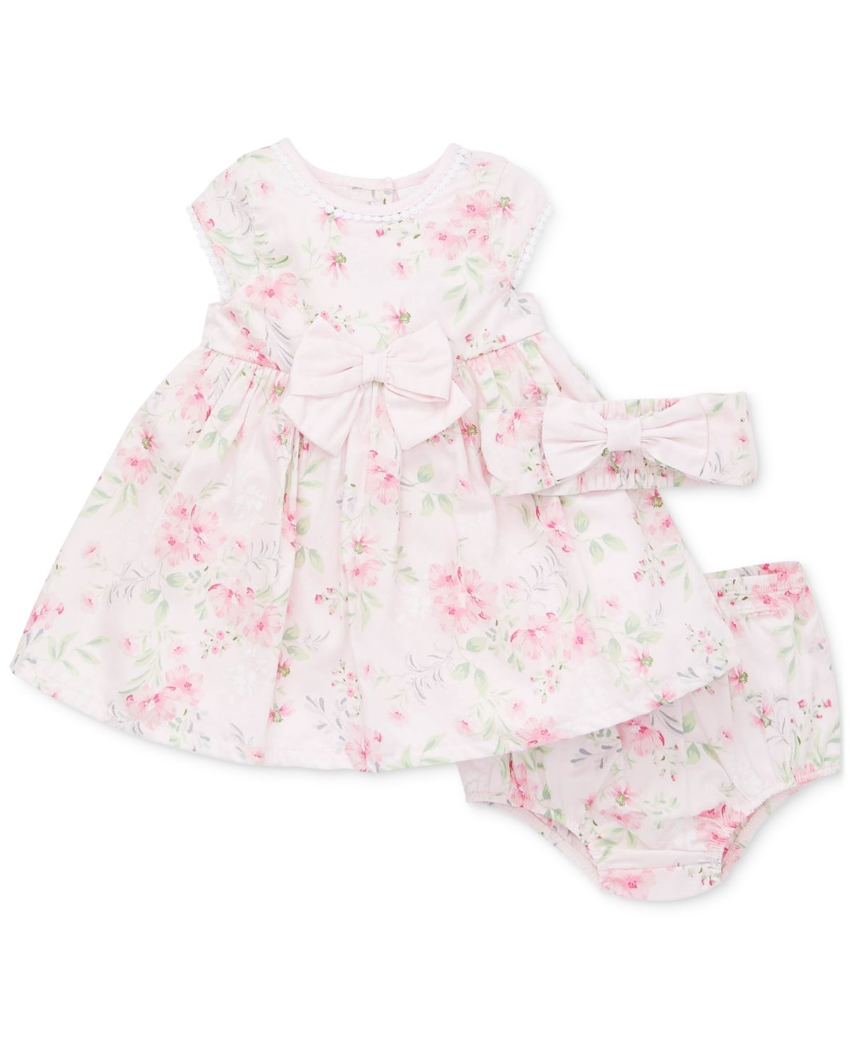 Little Me Baby Girls Dress Set Dress