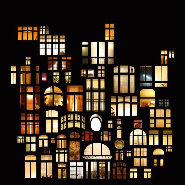 Windows - Prague