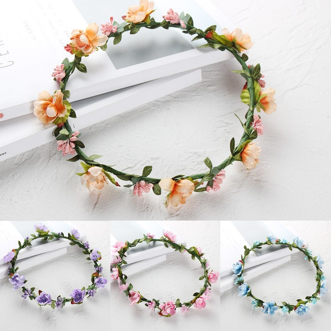 Hair Accessories Flower Crown Bride Artificial Plastic Flower Head Wreath For Hair Floral Headband 11 colors available    !!!Attention!!! valid discount 30.99% buy now for: 1.47$ #flowerheadwreaths Hair Accessories Flower Crown Bride Artificial Plastic Flower Head Wreath For Hair Floral Headband 11 colors available    !!!Attention!!! valid discount 30.99% buy now for: 1.47$ #flowerheadwreaths Hair Accessories Flower Crown Bride Artificial Plastic Flower Head Wreath For Hair Floral Headband 11 co #flowerheadwreaths
