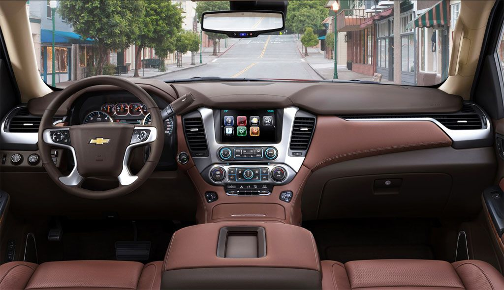2016 Chevrolet Tahoe Specs Review And Release Date Chevy Tahoe Chevrolet Tahoe Interior 2015 Chevy Tahoe