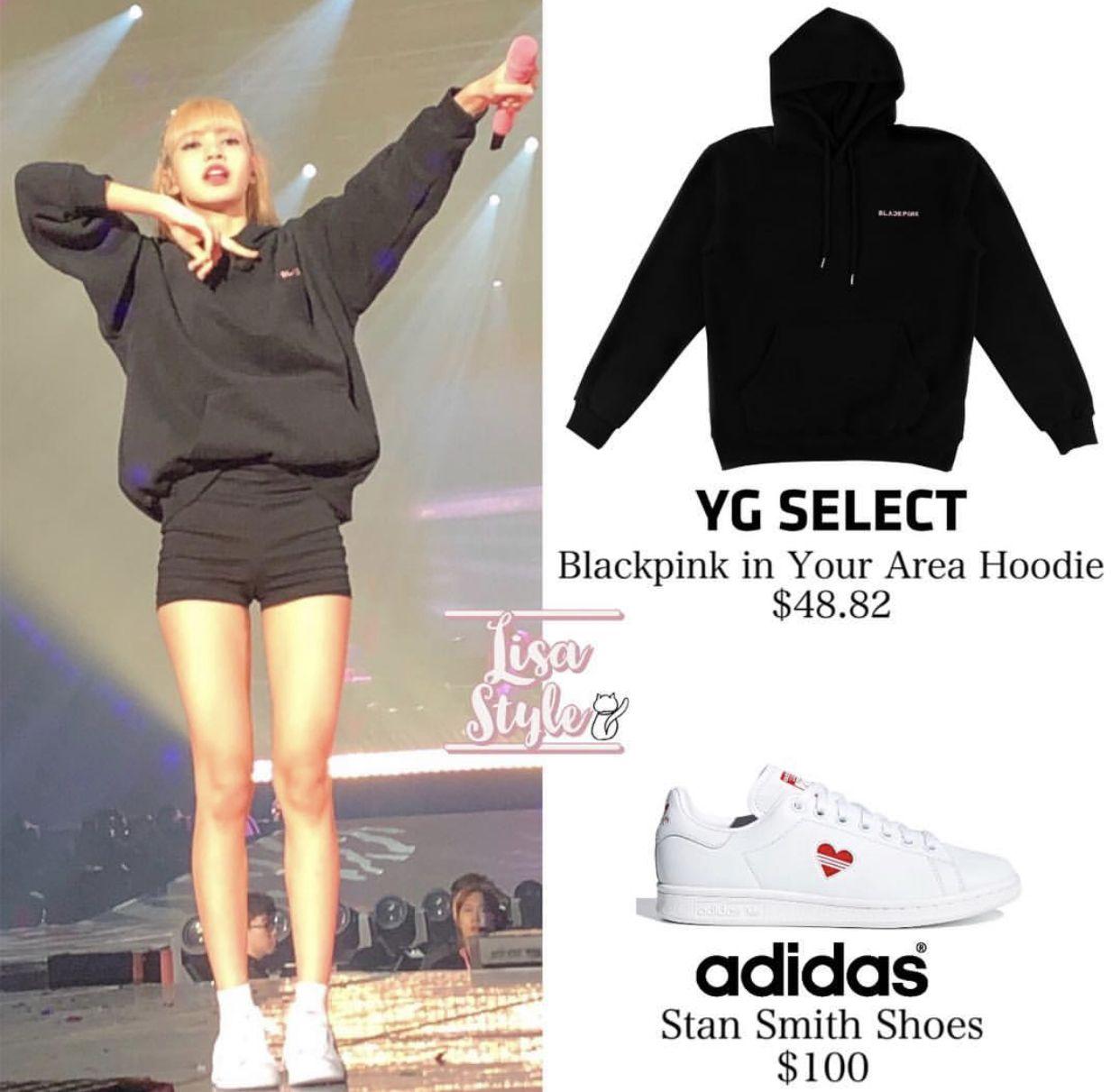 Kpop fashion outfits, Blackpink fashion