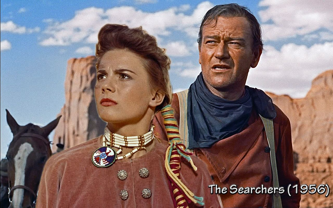 Image result for natalie wood in the searchers