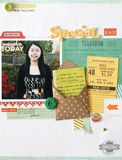 Special Day by qingmei at Studio Calico