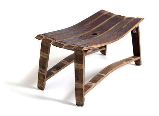 Intriguing Furniture Pieces Made Out Of Whiskey Barrels Diy Home