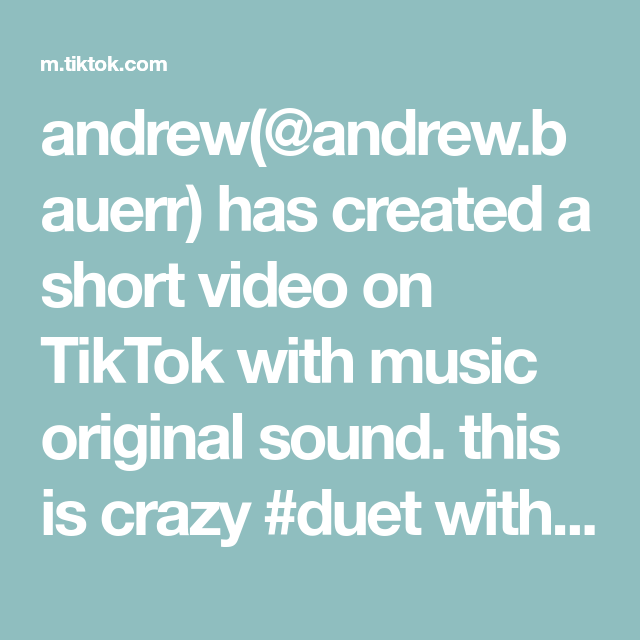 Andrew Andrew Bauerr Has Created A Short Video On Tiktok With Music Original Sound This Is Crazy Duet With Galacticg The Originals Italian Recipes Pastina